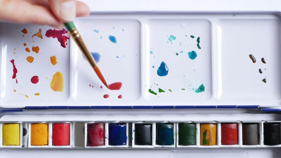 Atelier initiation à l'aquarelle avec Nadette GEHANT