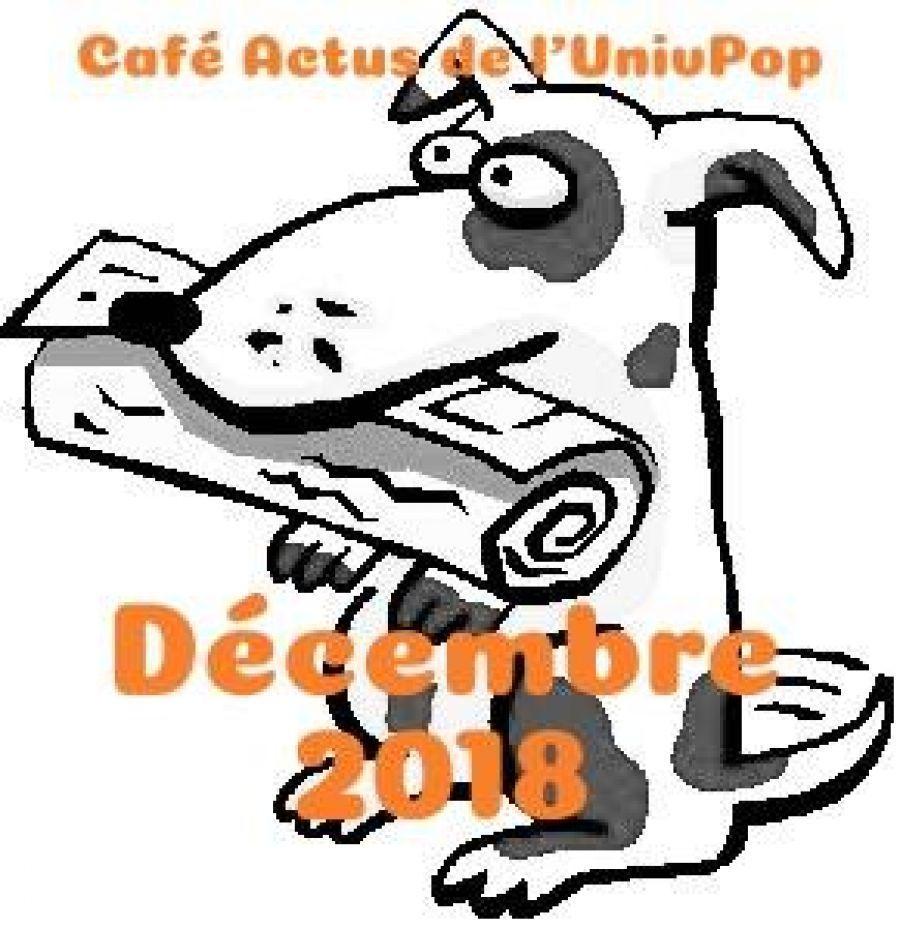 Café Actus avec l'UnivPopd'Albertville