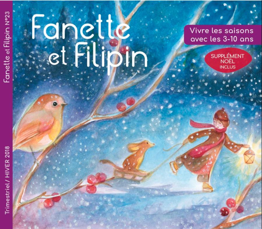 Lectures et Atelier Fanette et Filipin