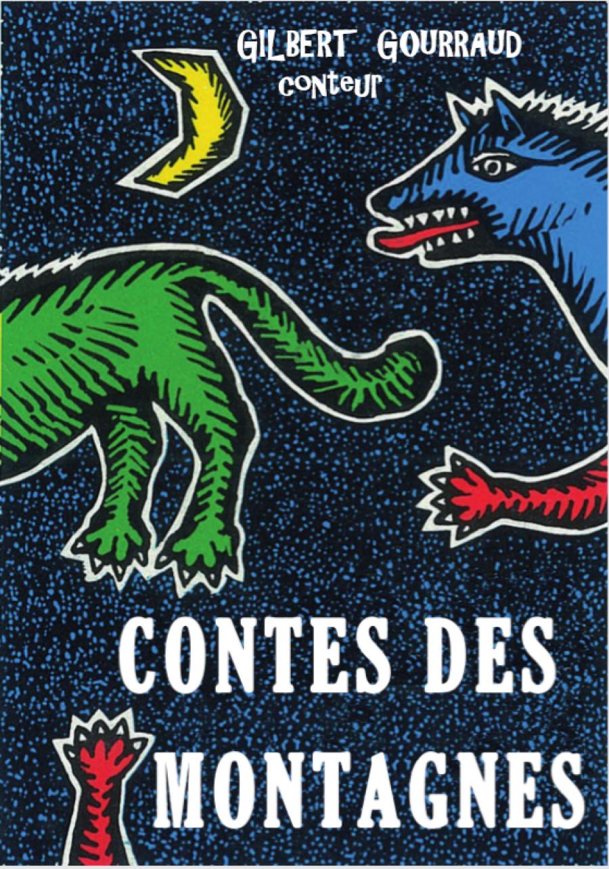 Goûter contes de montagne avec Gilbert GOURRAUD comme conteur
