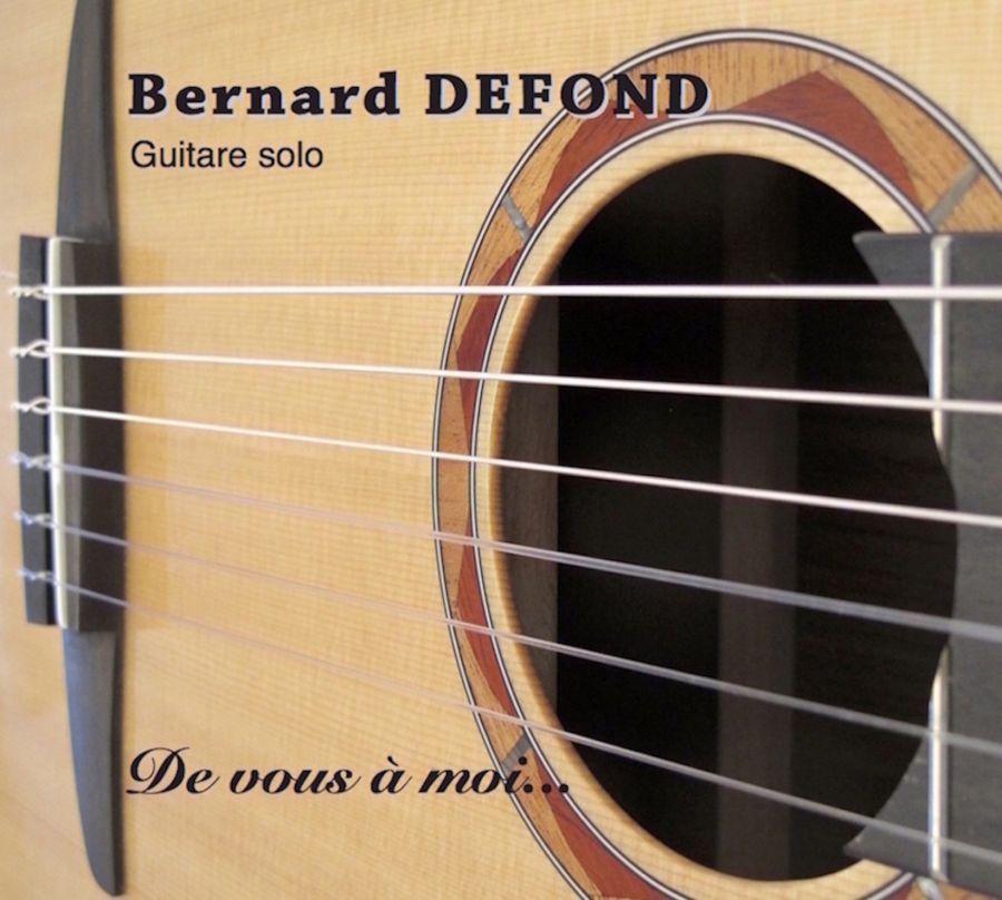 Concert de Bernard DEFOND