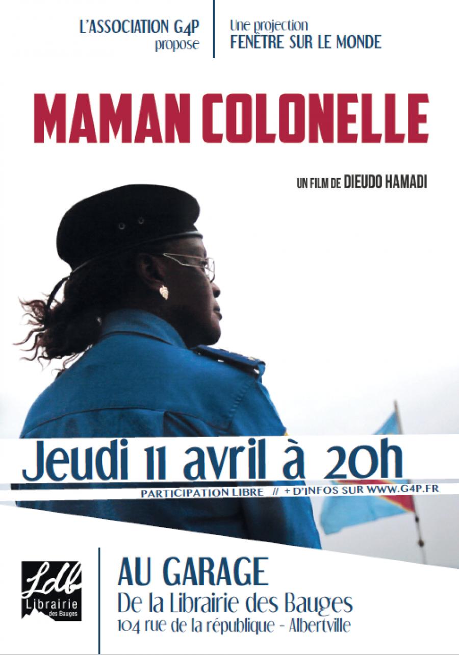 Maman Colonelle avec G4P