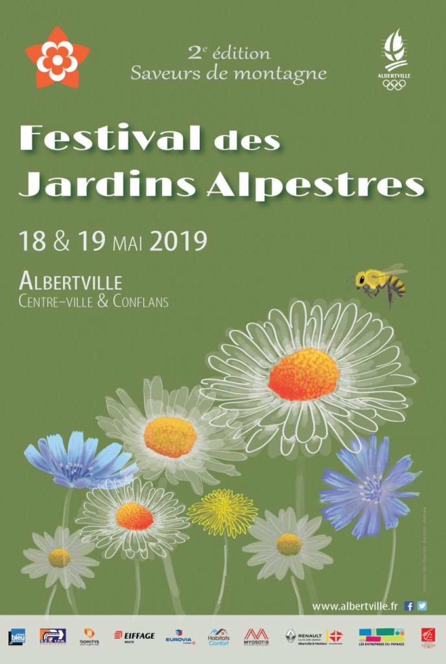 Festival des Jardins Alpestres