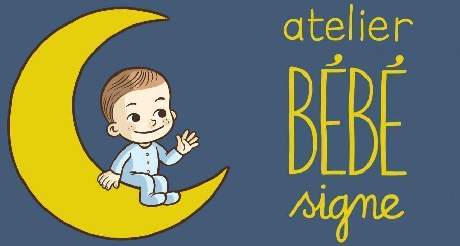 """Atelier """"Bébés signes"""""""