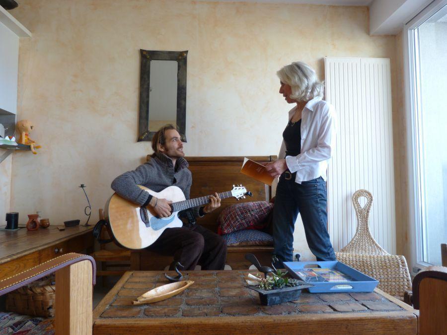Guitéo - Duo Poésie Guitare