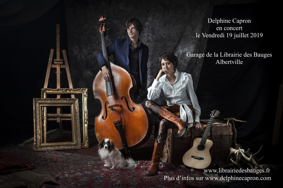 Concert Delphine Capron