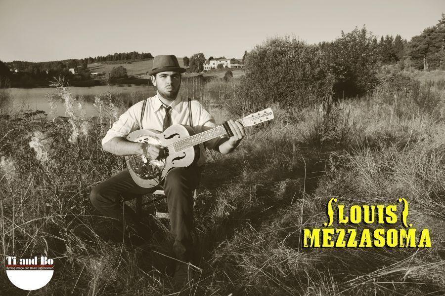 Festival Jazzbertville - Auto-Portrait d'artiste : Louis Mezzasoma