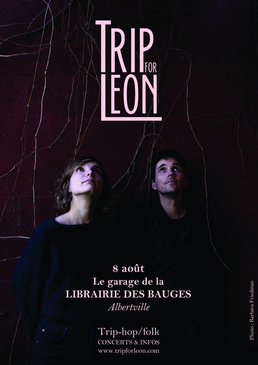 Concert Trip For Leon