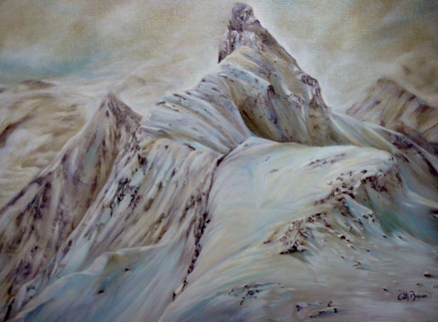 Exposition de peintures - Catherine Brenon