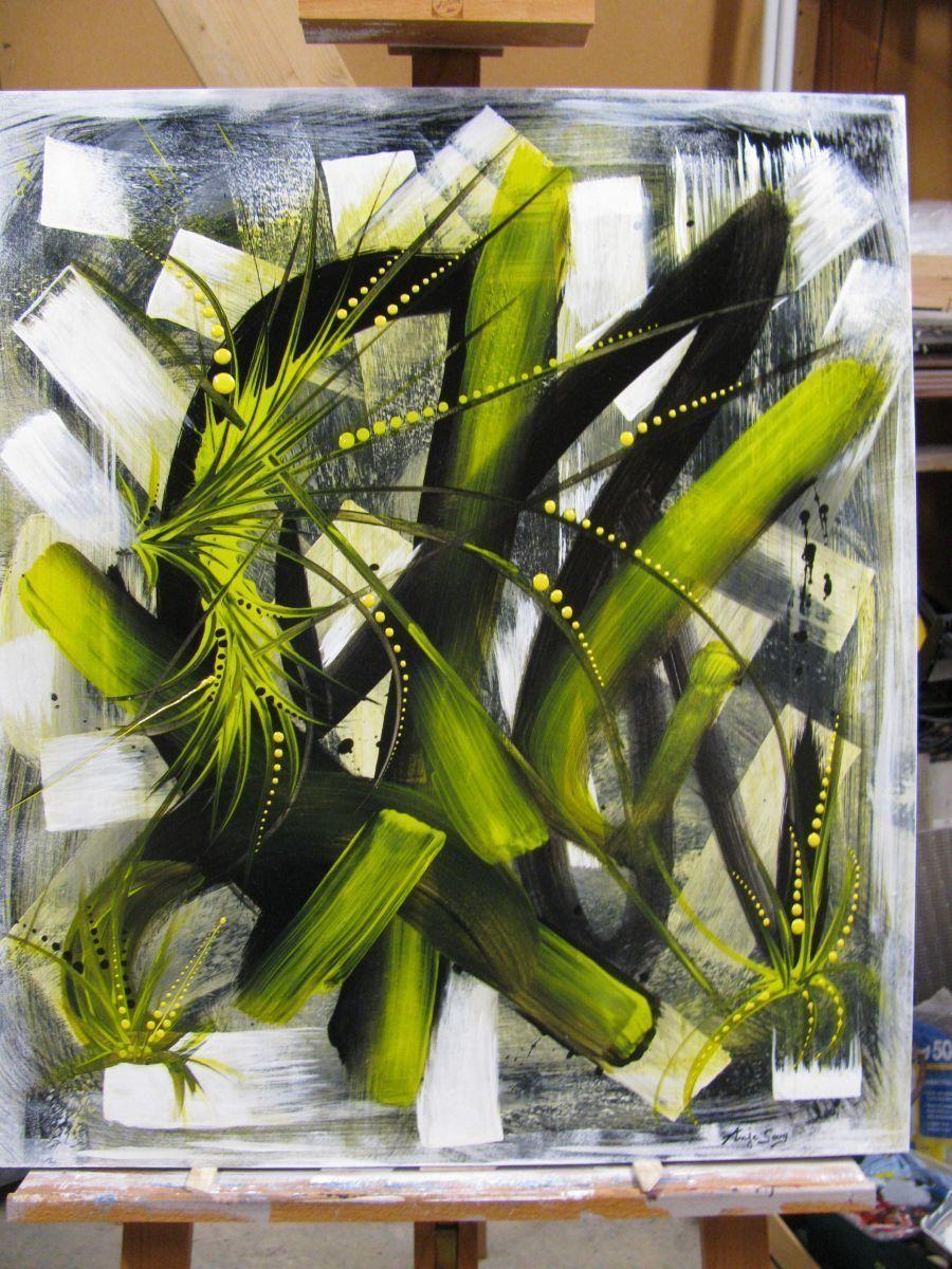 Exposition de peintures - Jean Yves Zilio