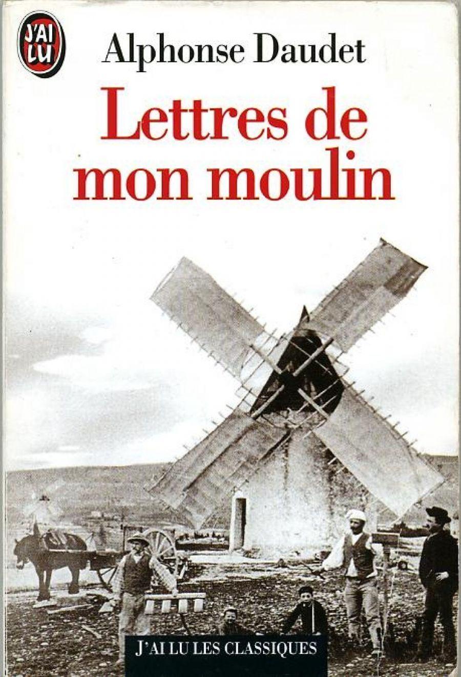 Lecture : Les lettres de mon moulin