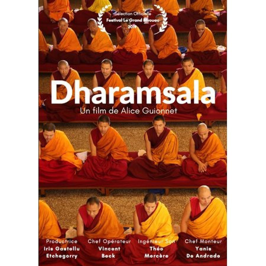 Projection du Grand Bivouac : Dharamsala