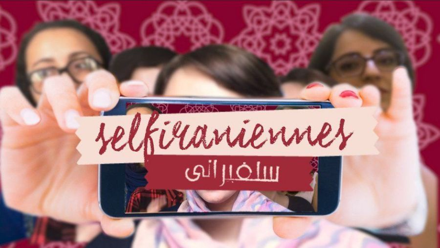 Projection du Grand Bivouac : Selfiraniennes