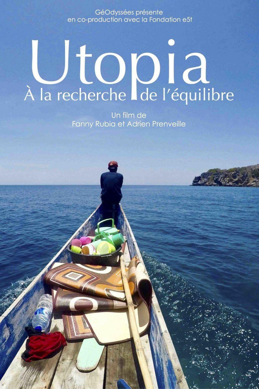 Projection du Grand Bivouac : Utopia, à la recherche de l'équilibre