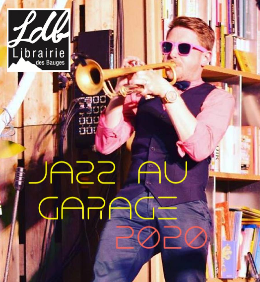 JAZZ au GARAGE 2020#2 - Chris Berger et Phil Soriano