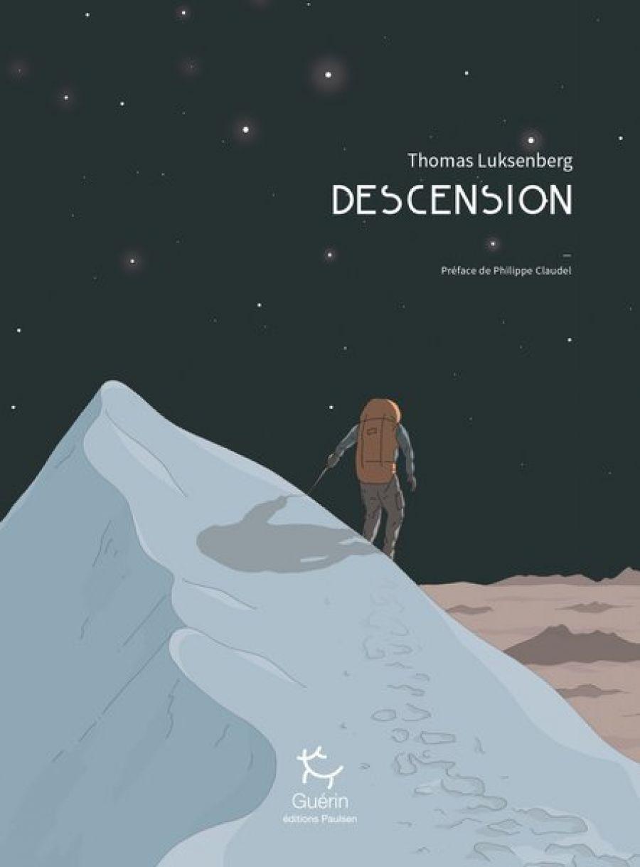 Festival Le printemps de la montagne - Rencontre goûter BD : Thomas Luksenberg / Descension