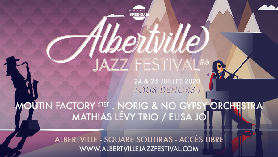 Albertville Jazz Festival : Jam Session