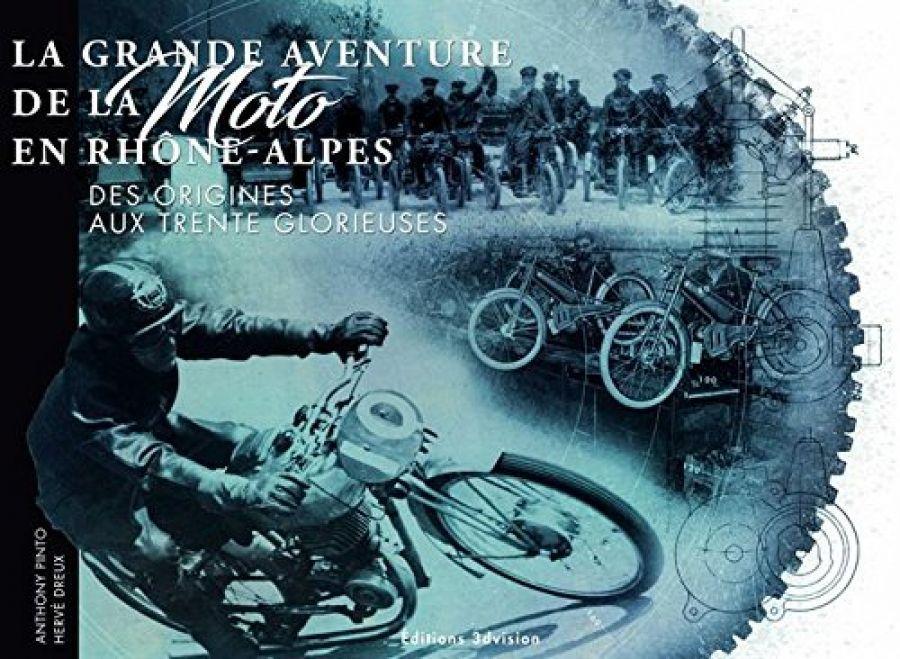 Vernissage - Dédicace - Hervé Dreux / La grande aventure de la moto en Rhone-Alpes