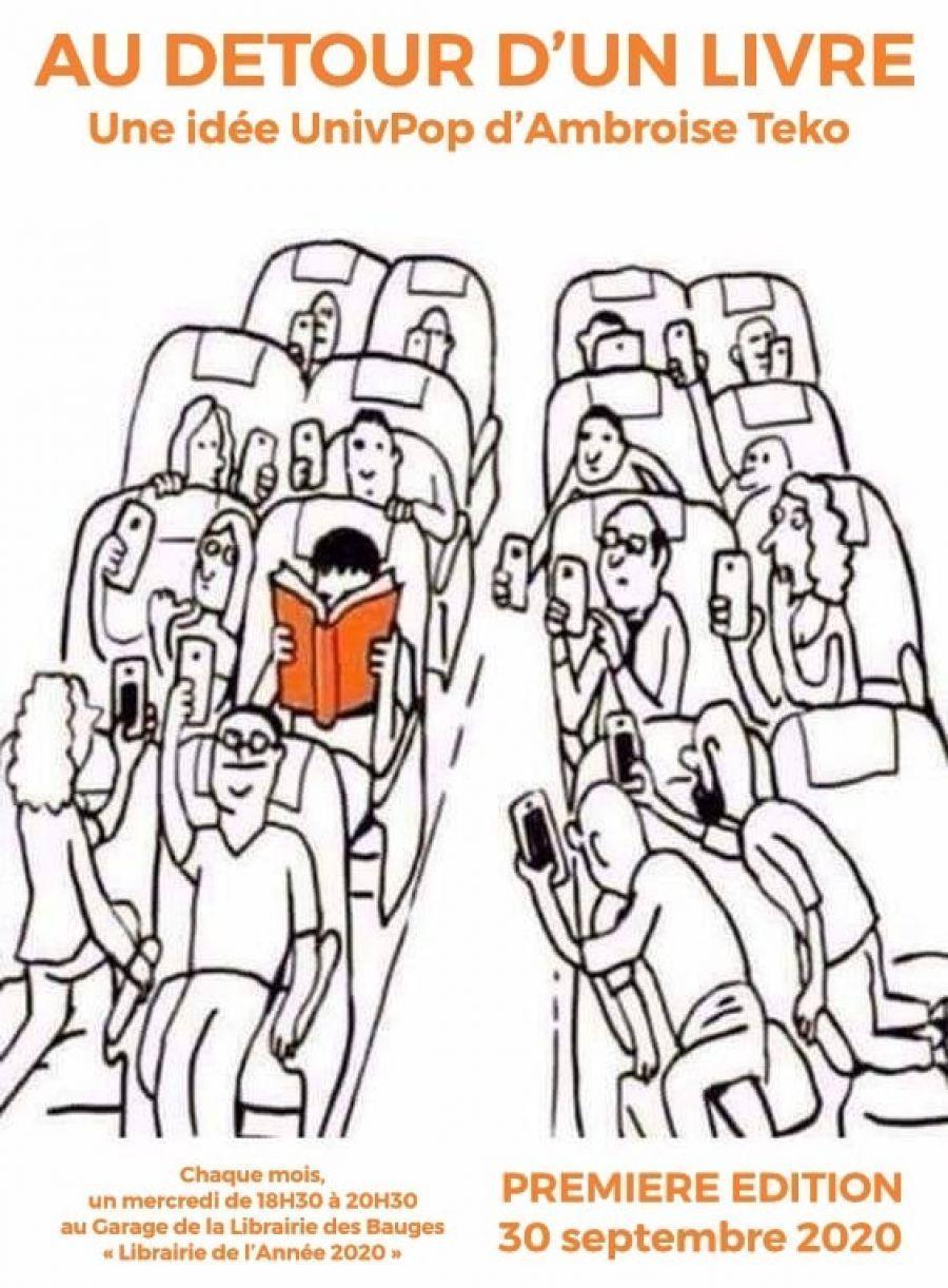 Au détour d'un livre - Univ Pop