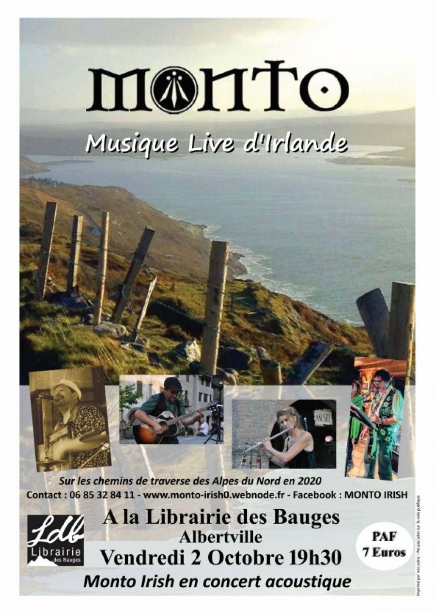 Concert - Monto Irish