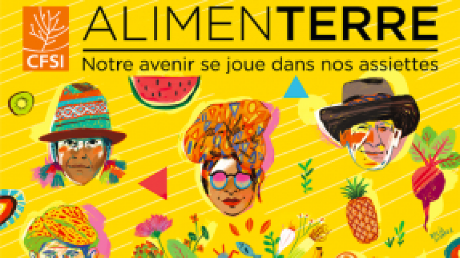 Projection / Rencontre - Festival Alimenterre