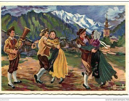 Initiation Danse Folk