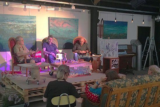 Le Garage de la Librairie des Bauges à Albertville
