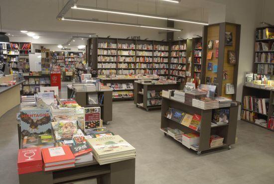 La librairie générale à Albertville