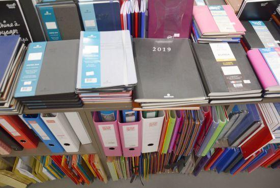 Papeterie à ALbertville - Librairie des Bauges