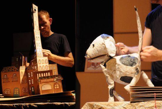 Madame Kiki : Marionnettes et théâtre d'objets tout public à partir de 6 ans