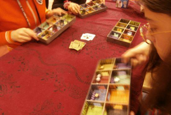 Jeux - Goûter avec TA KA JOUER