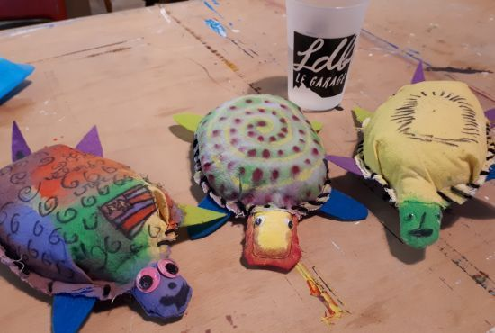 Atelier d'arts et créations pour enfants