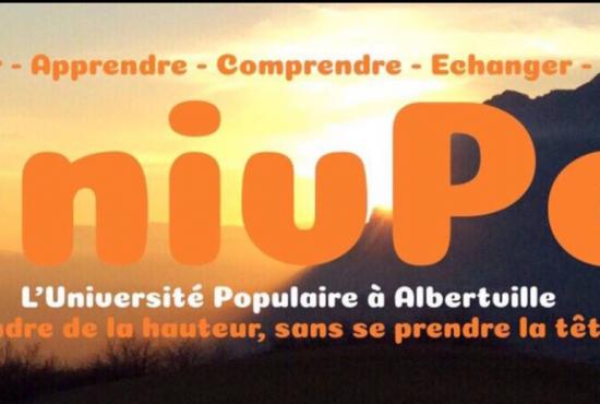 Conférence avec l'Univ Pop : Abd-el-Kader