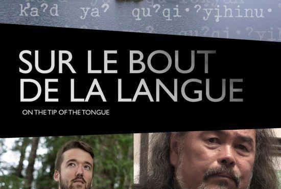 Projection du Grand Bivouac : Sur le bout de la langue.