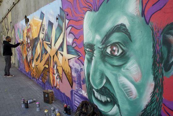 Soirée Grand Bivouac : Beyrouth ou la diagonale du street art