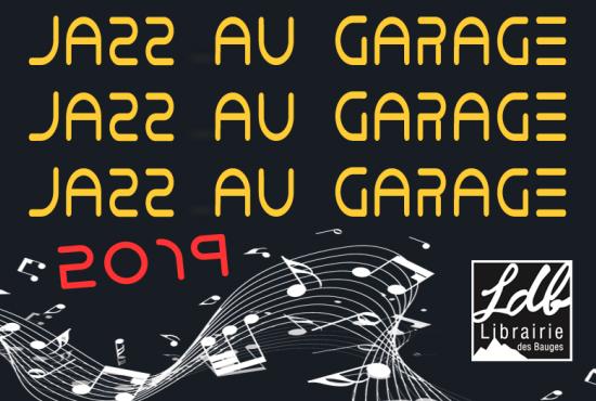 JAZZ au GARAGE #7 - Zamakan