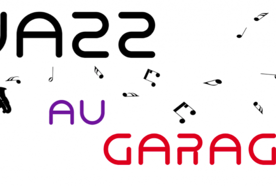 Carte jazz au Garage 2020