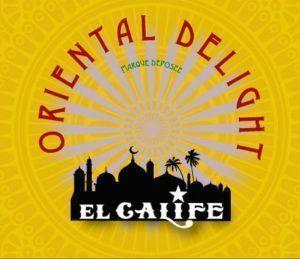 JAZZ au GARAGE #8 - El Calife