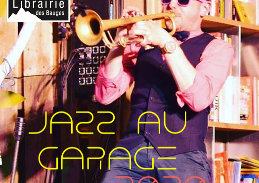 JAZZ au GARAGE 2020#2 - Chris Berger et Phil Soriano
