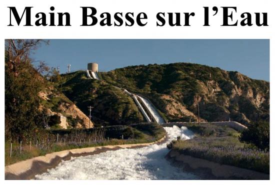 Rencontre Citoyennes  - Ciné/Débat : Main Basse sur l'eau.