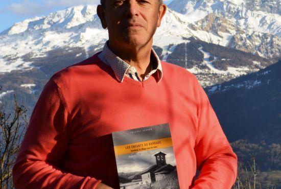 Rencontre dédicace avec Thierry Verron - Les enfants du barrage.