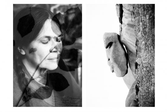 Exposition de photos et textes poétiques - Les messagers, portraits de femmes - Margaux Meurisse