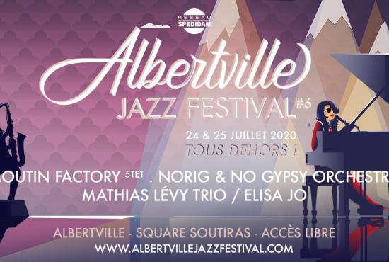 Albertville Jazz Festival : Jam Session