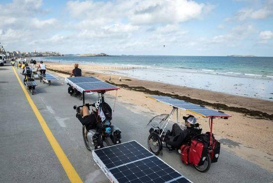 Conférence Univ Pop : Quand l'énergie solaire rime avec aventure - Le Sun Trip 2020 en France