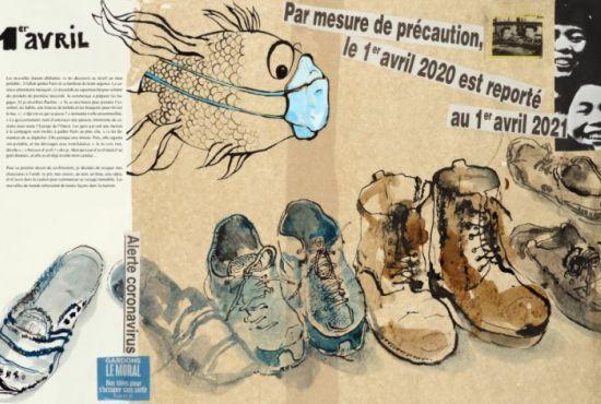 Festival du Grand Bivouac - Atelier carnet avec Simon