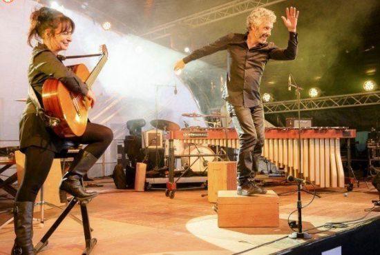Festival du Grand Bivouac - Concert - Toumback/Duo Berimba