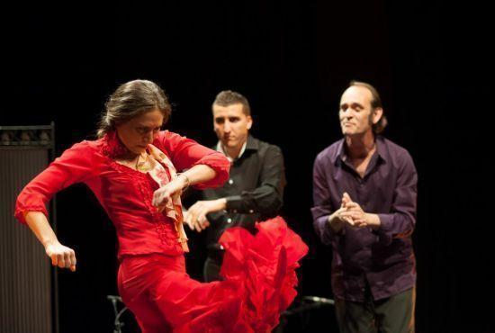 Le Before du Grand Bivouac -  Jour 3 / Soirée Concert: CONCERT TABLAO FLAMENCO FORASTEROS