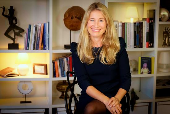 Rencontre dédicace : Virginie Delalande